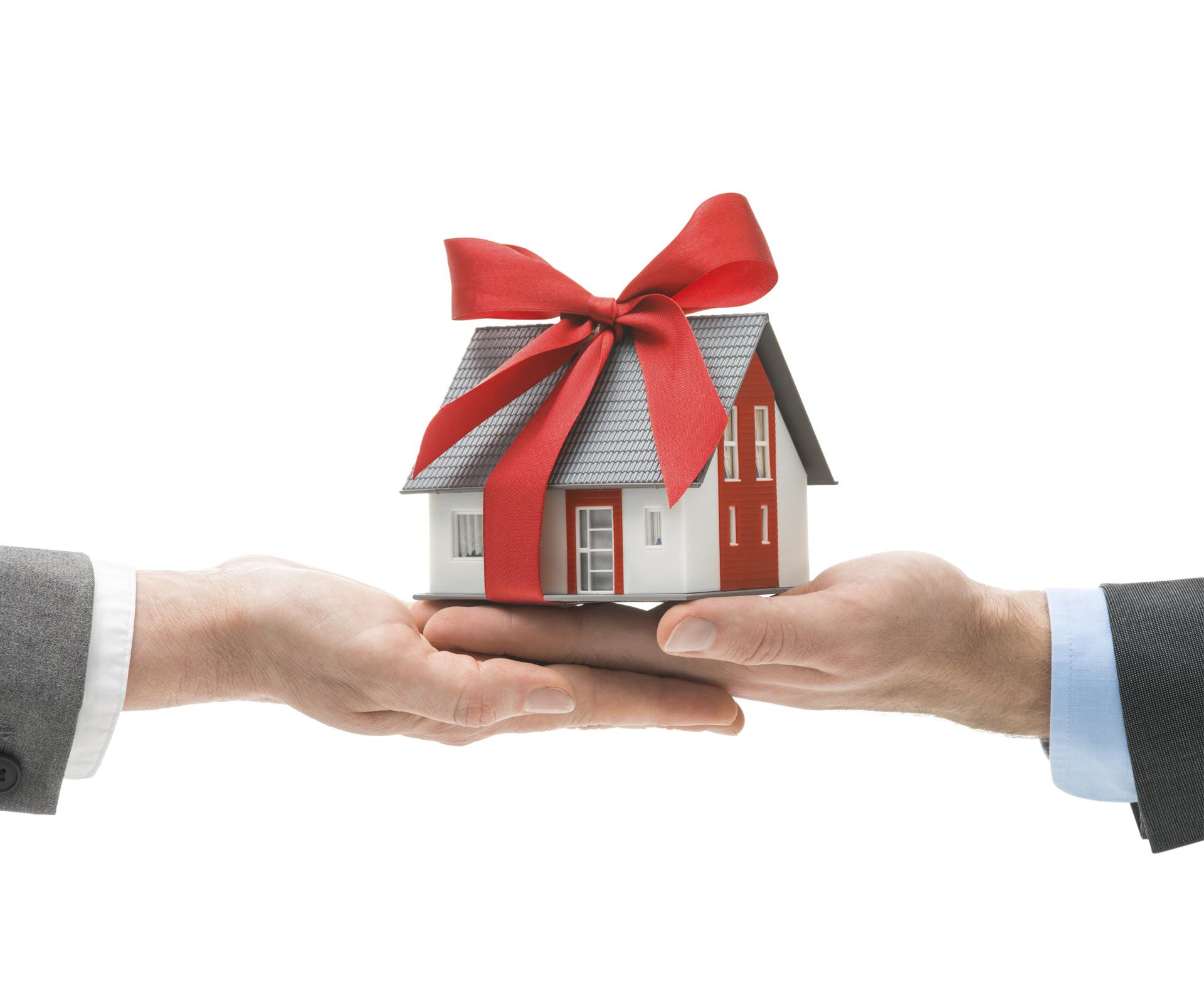 Stai per vendere una casa che ti arrivata per donazione - Vendere una casa ricevuta in donazione ...